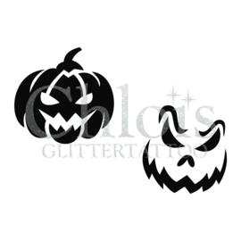 Pumpkins (Duo Stencil)