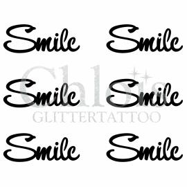 Smile (Multi Stencil 6)