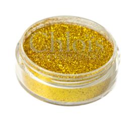 Chloïs Glitter Deep Gold 250 Gramm