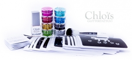 Chloïs Glittertattooset Glim it