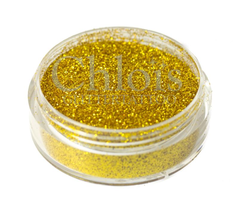 Chloïs Glitter Gold 250 gram