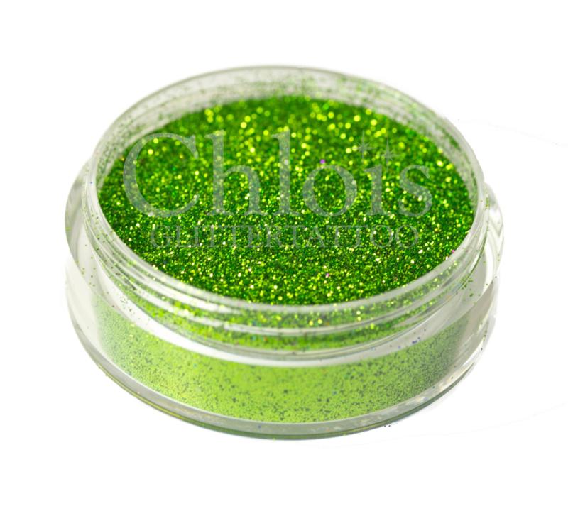 Chloïs Glitter Olive 250 Gramm
