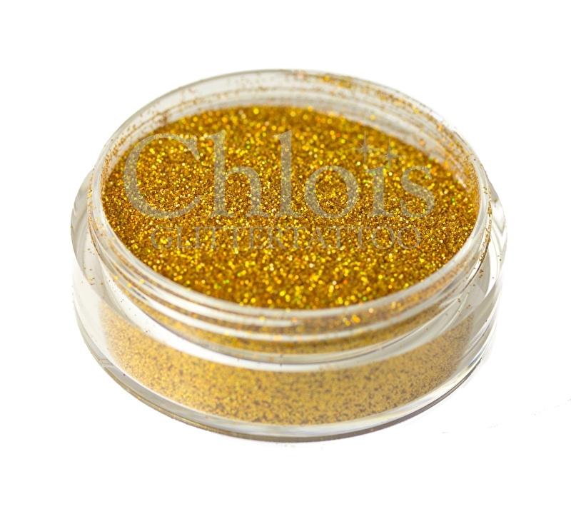 Chloïs Glitter Laser Gold 5 ml