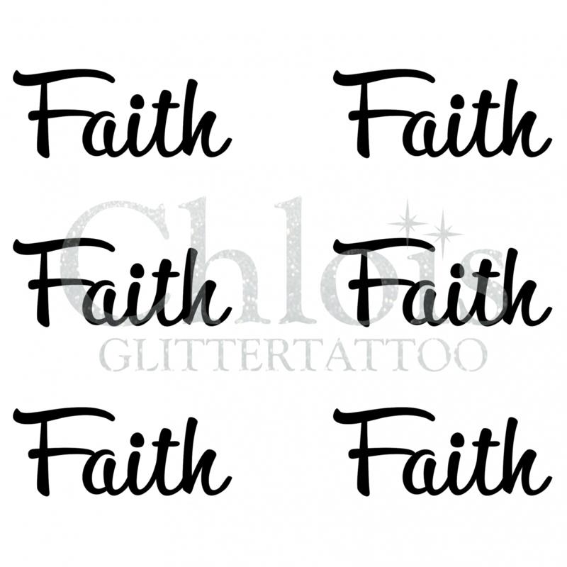 Faith (Multi Stencil 6)