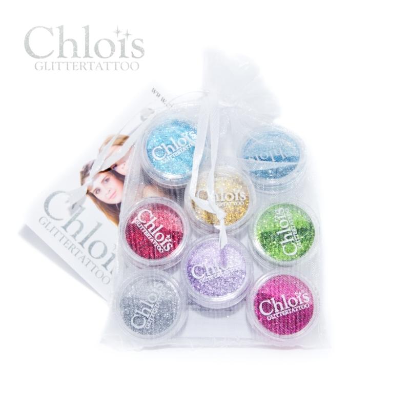 Chloïs Glitter Mini's Light