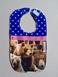 XL Slab echte beren