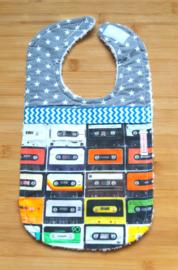 XL Slab cassettebandjes kleur