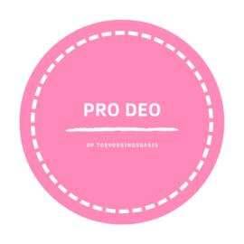 Pro deo (toevoeging)