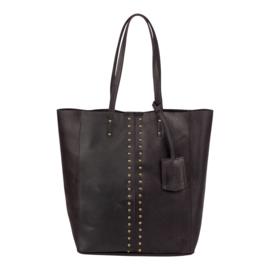 Burkely Lisa Shopper - Zwart