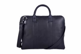 DSTRC werk laptop tas zwart 11.6 inch