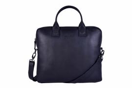 DSTRC werk laptop tas zwart 13.3 inch