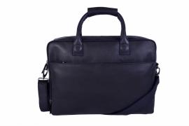 DSTRC werk laptop tas zwart 17 inch