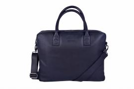 DSTRC werk laptop tas zwart 15.6 inch