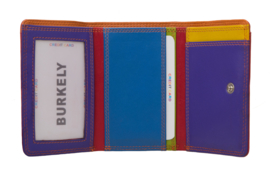 Lederen burkely multi wallet mini