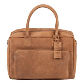 Burkely Mitch Worker - Taupe