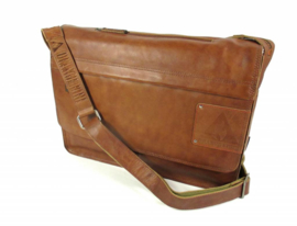 Laptoptas Business 15,6 inch cognac