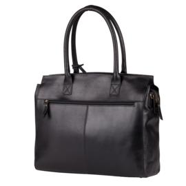 Burkely Doris Laptop Bag - Zwart
