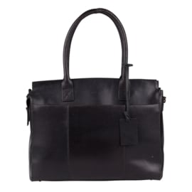 Burkely Doris Laptop Bag - Zwart