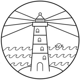 Muurcirkel - Vuurtoren