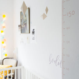 Sticker - Growth Chart