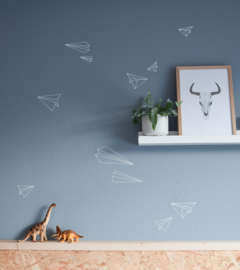Wall Stickers - Paper Planes