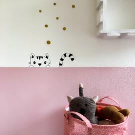Wall sticker - Cat
