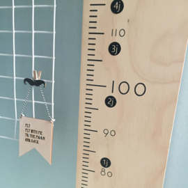 Growth chart - Age marker
