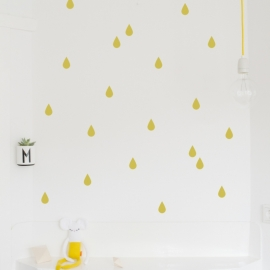 Wall Stickers - Drops