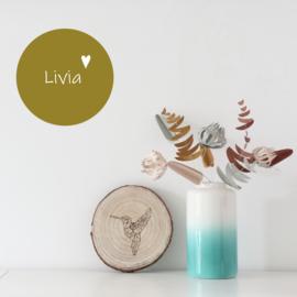 Muurcirkel - Little heart