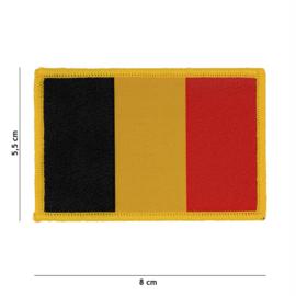 Embleem Stof België