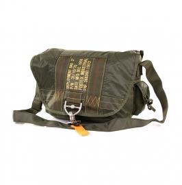 Parachute tas #3 / Schoudertas Groen