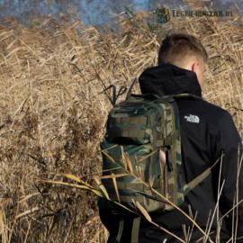 Rugzak US Assault 20L Woodland