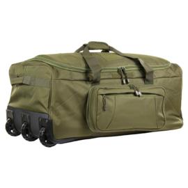 Trolley Commando Tas Groen