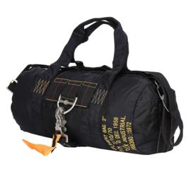 Parachute tas #2 / Handtas Zwart