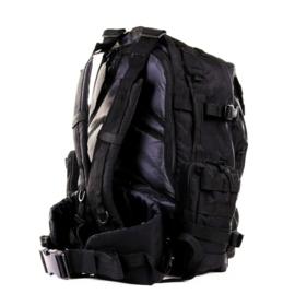 Rugzak Assault 60 liter zwart