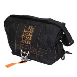 Parachute tas #3 / Schoudertas Zwart