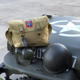 Canvas Pukkel 82nd Airborne