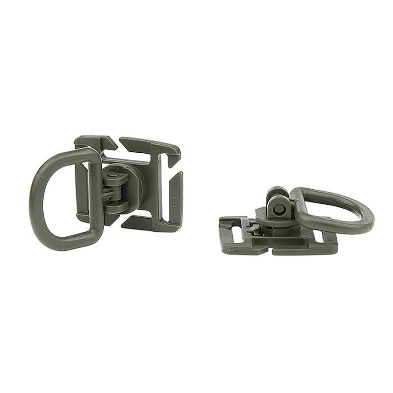 MOLLE D-Ring 2 Pack