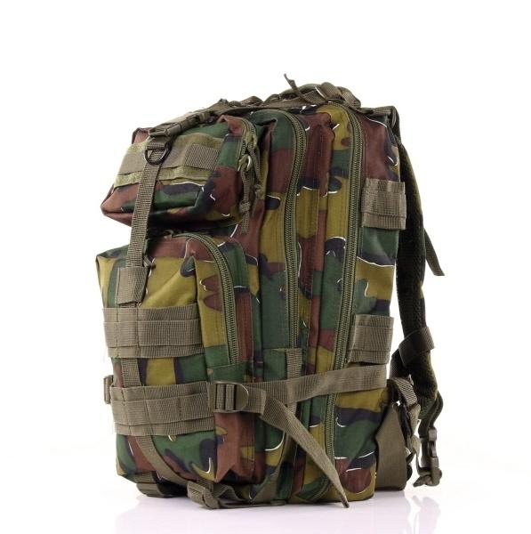 Rugzak Assault 25L Belgische camo