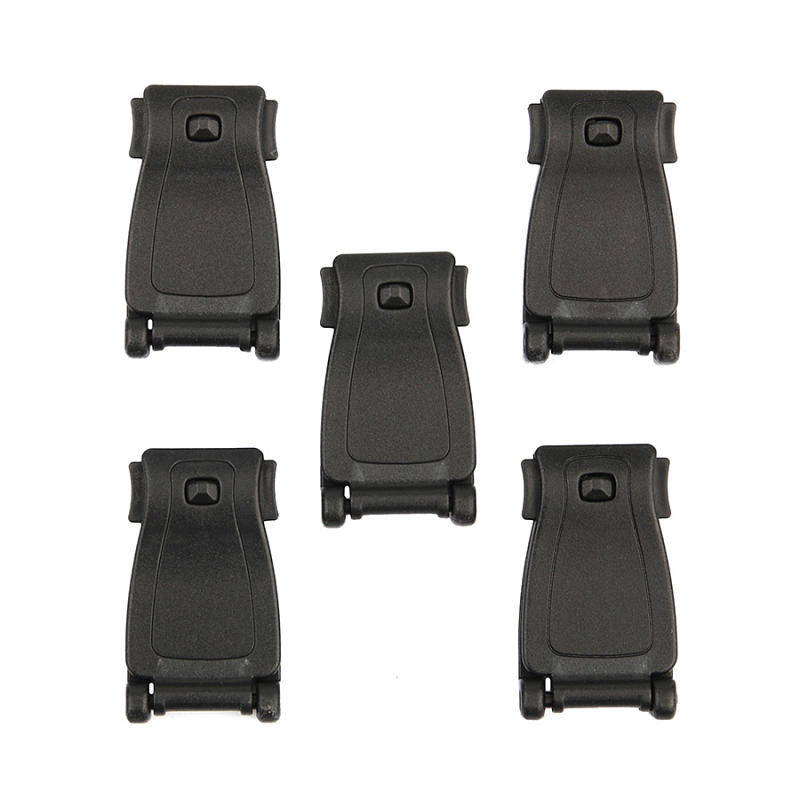 MOLLE Webbing Clip 5 pack
