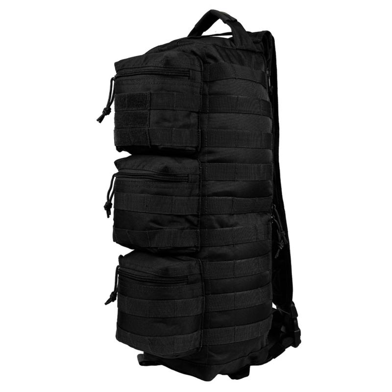Tactical Sling Bag Zwart