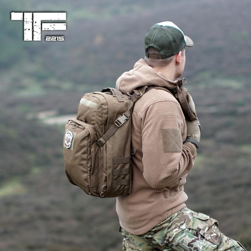 TF 2215 Multi Sling Bag Khaki   Leger Rugzak.nl