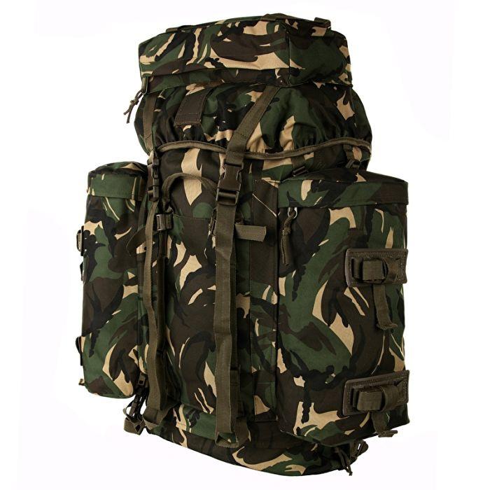 Commando rugzak 75 liter NL camo