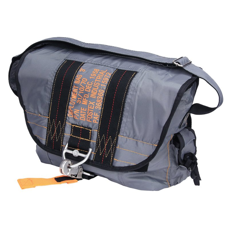 Parachute tas #3 / Schoudertas Grijs