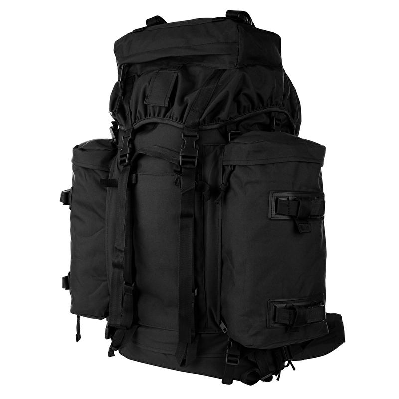 Commando rugzak 75 liter Zwart