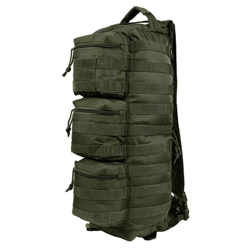 Tactical Sling Bag Groen