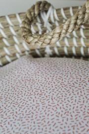 Verschoonhoes Pink confetti