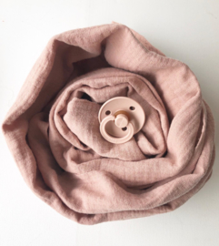 Swaddle Dusty Pink