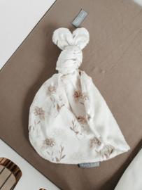 Knoop konijn june teddy off white