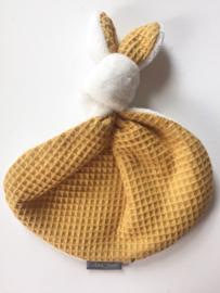 Knoopkonijn - Teddy creme /oker wafel